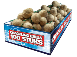 5050 Old School Crackling Balls 100