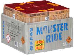 1541 Dynasty Monster Ride