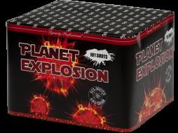 1680 Dynasty Planet Explosion