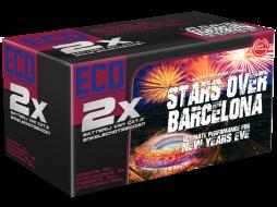 1554 Dynasty Stars over Barcelona
