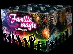 6409 Familie Vuurwerk Familie Magie