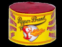916 Pepperbrand 500 Shots Pepper Roll