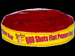 917 Pepperbrand 600 Shots Flat Pepper Roll