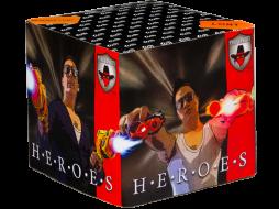 1449 Pyro Bandits Heroes