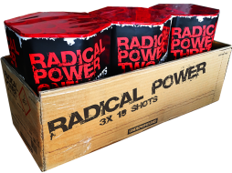 7152 Underground Radical Power