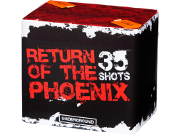 7112 Underground Return of the Phoenix