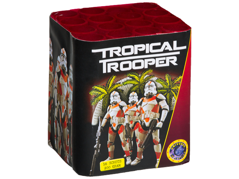 Tropical Trooper