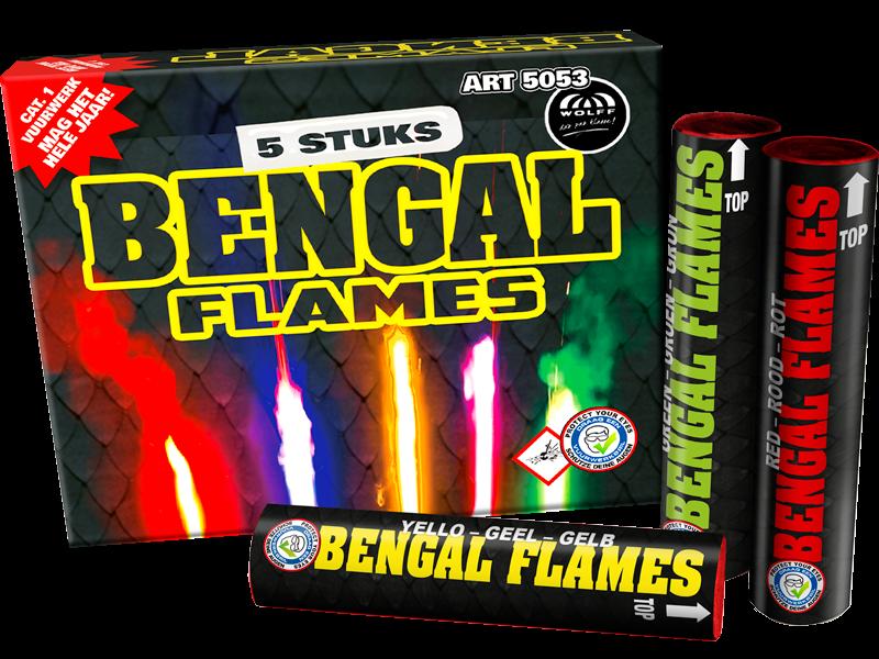 Bengal Flames