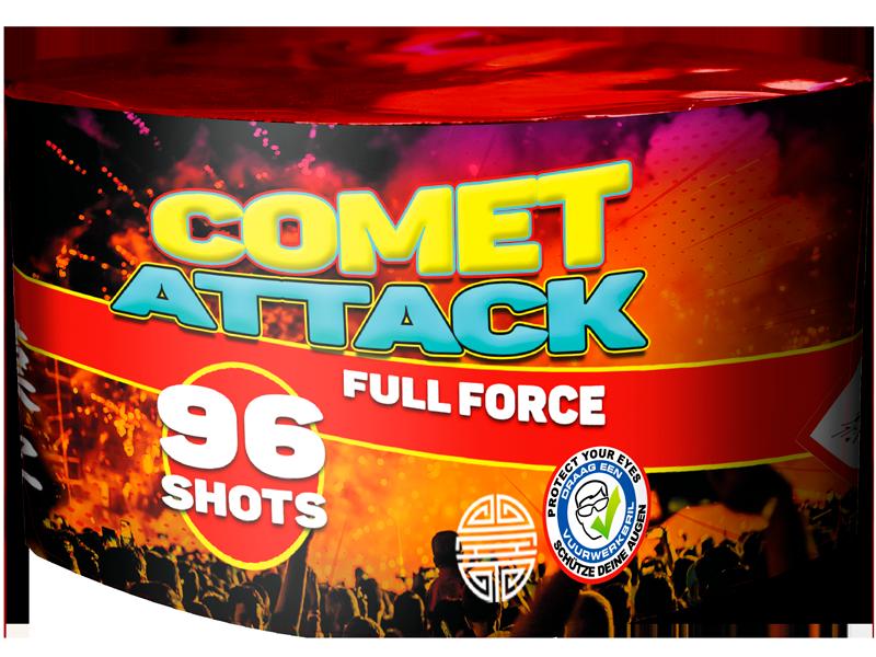 Comet Attack