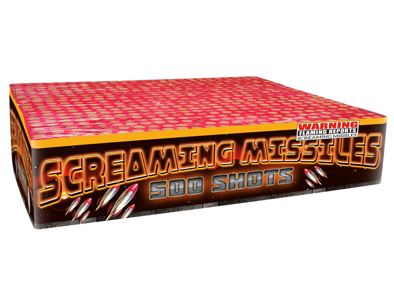 Screaming Missiles 500