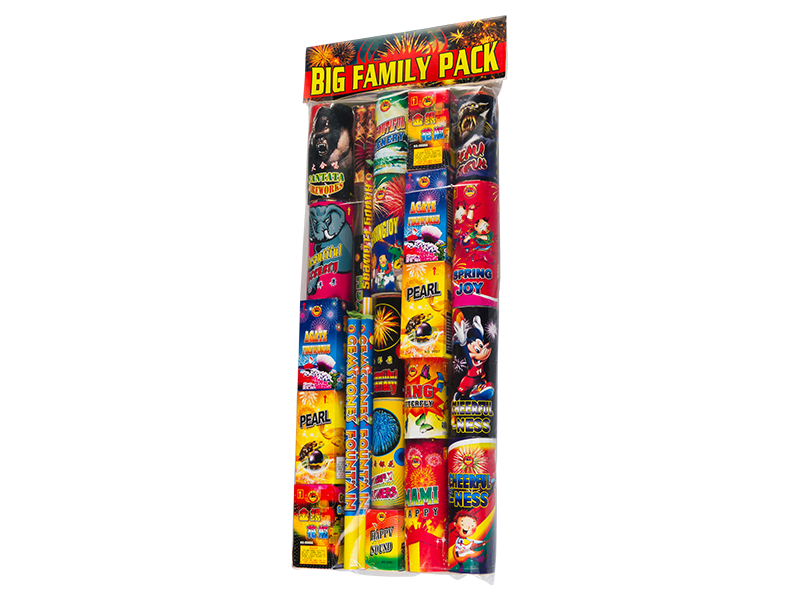 Big Family Pack