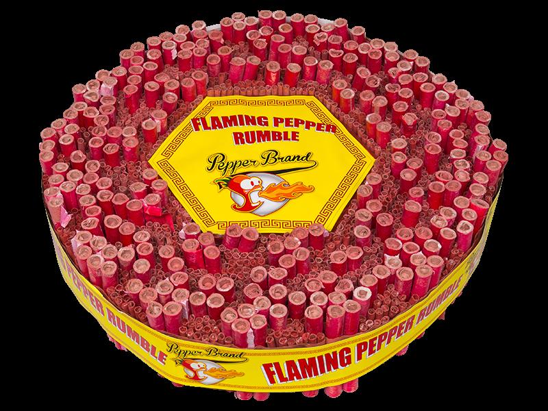 Flaming Pepper Rumble