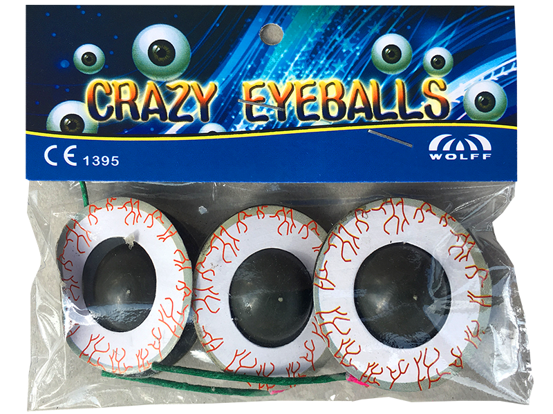 Crazy Eyeballs