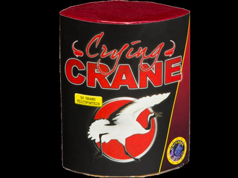 Crying Crane
